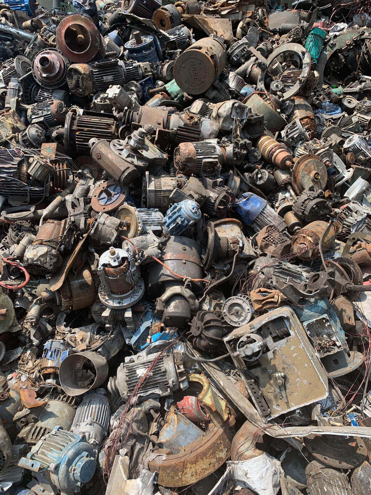 Aluminium Body Motor Scrap In Bosnia and Herzegovina