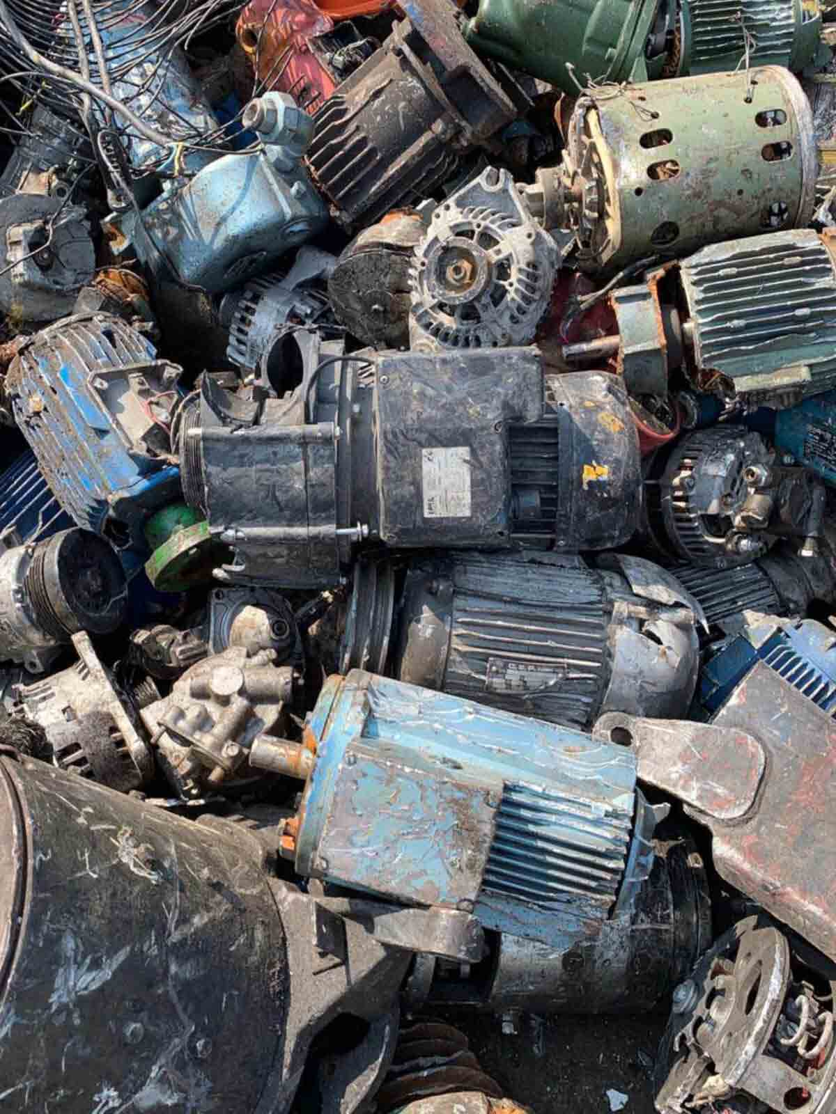 Mix Motor Scrap In Bulgaria