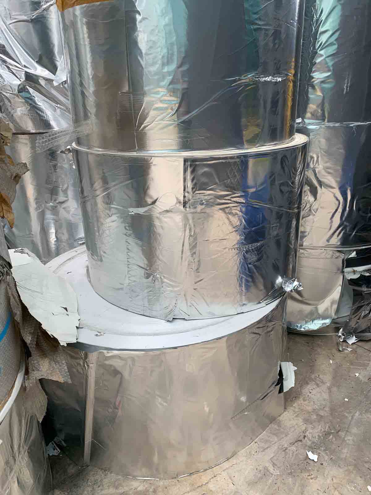 Stocklot Of Aluminium Paper
