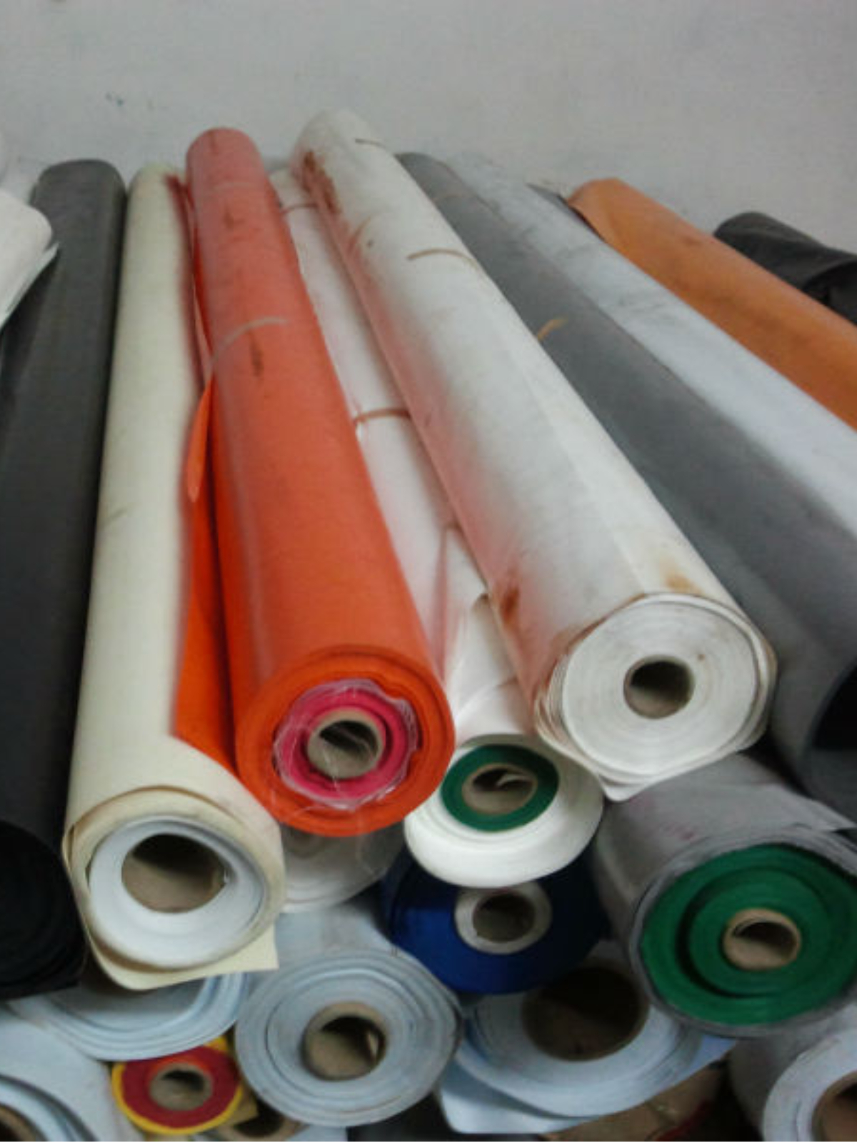 Stocklot Of HDPE Coated Fabric In Estonia