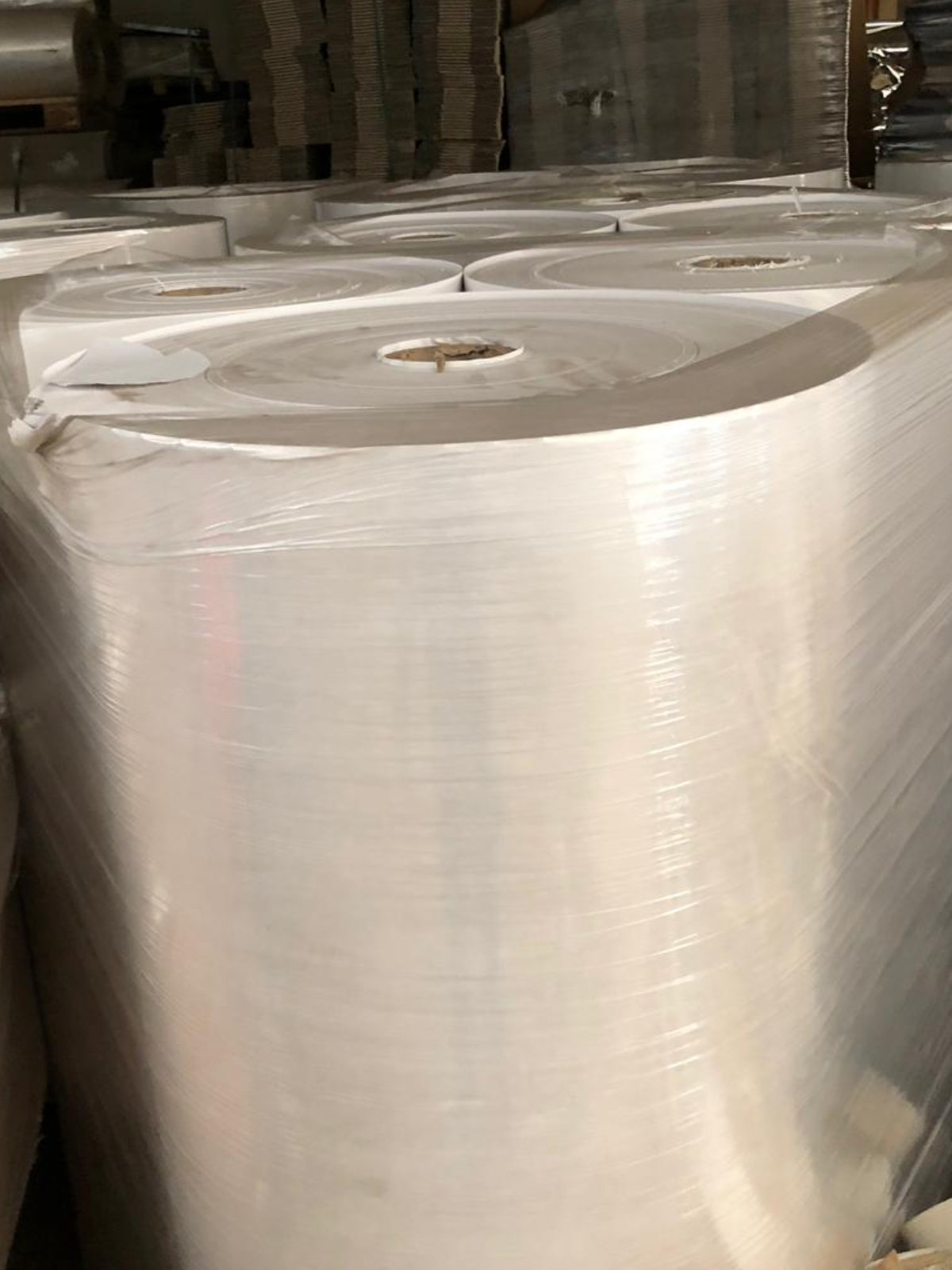 Stocklot Of Silicon Paper In Croatia